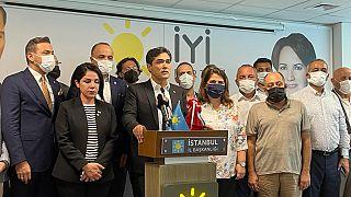 İYİ Parti İstanbul İl Başkanı Kavuncu