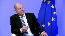 Législatives allemandes : Olaf Scholz, l'outsider du SPD
