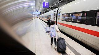 اعتصاب رانندگان قطار در آلمان