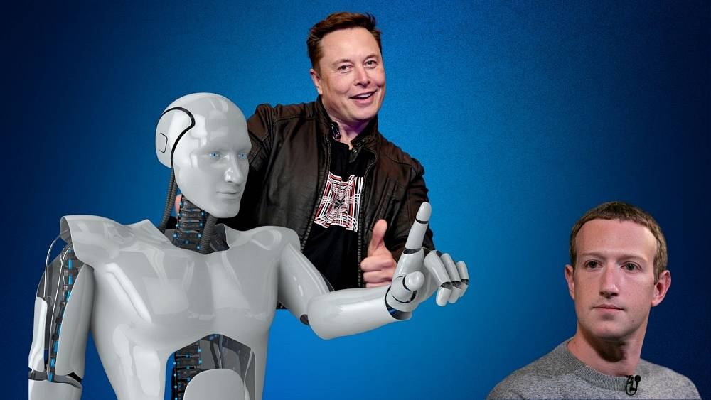 Tech this week: Elon Musk unveils humanoid robot plans and Facebook faces calls to sell <b>Instagram</b> thumbnail