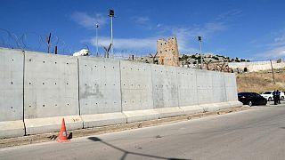 نصب دیوار در مرز ترکیه و ایران