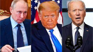 ABD, 2020'deki başkanlık seçimlerinde Rusya'nın Trump lehine çalışarak sonuçlara etki etmeye çalıştığını iddia ediyor.