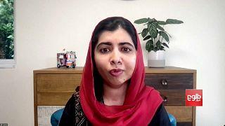 Para Malala Yousafzai las declaraciones de los talibánes no tienen credibilidad.