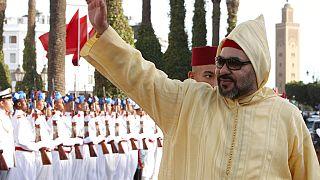 """Le roi du Maroc dénonce des """"attaques méthodiques"""" contre son pays"""