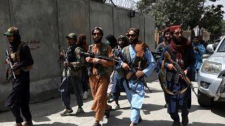 Taliban üyeleri