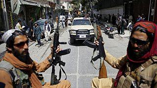 A vida continua em Cabul mesmo com a chegada dos talibãs