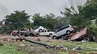 Φονικές πλημμύρες στο Τενεσί
