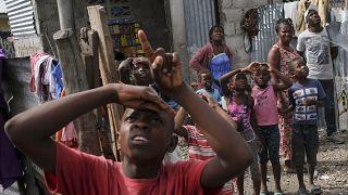 Situação dramática no Haiti