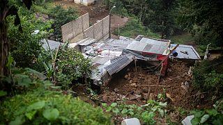 طوفان گریس در مکزیک