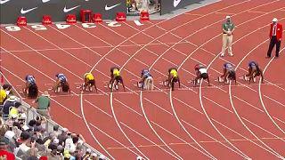 Athlétisme : Elaine Thompson-Herah signe le deuxième chrono de l'histoire du 100 mètres