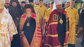 Στην Ουκρανία ο Οικουμενικός Πατριάρχης Βαρθολομαίος
