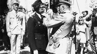 Josephine Baker - erste schwarze Frau im Pariser Panthéon