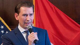 Austrian Chancellor Sebastian Kurz in July 2021