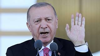 الرئيس التركي رجب طيب إردوغان - 15 يوليو 2021