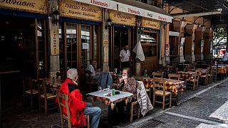 Restaurant in Griechenland