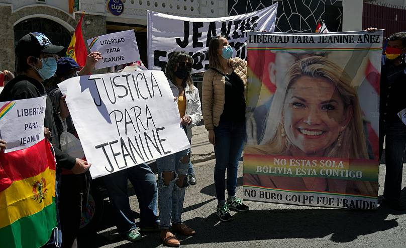 AP / Juan Karita