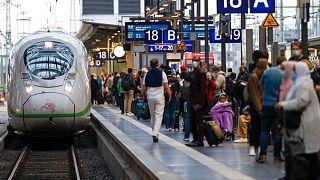 حمل و نقل ریلی در آلمان