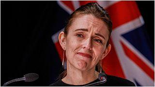 رئيسة الوزراء في نيوزيلندا جاسيندا أرديرن