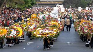 La traditionnelle parade