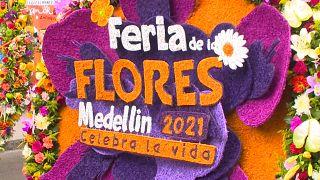 كولومبيا - مهرجان الزهور السنوي