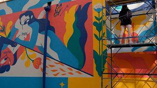 Φεστιβάλ street art στη Ρωσία