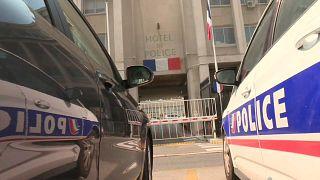 Марсельское управление полиции