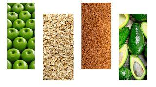 میوهها و خوراکیهایی که به سوزاندن چربی بدن کمک میکنند