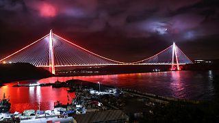 Yavuz Sulan Selim Köprüsü
