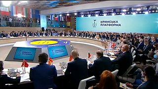 7 Jahre Krim-Besetzung: Ukraine will Druck auf Russland erhöhen