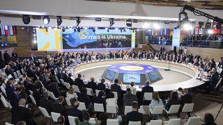 """Саммит """"Крымская платформа"""""""