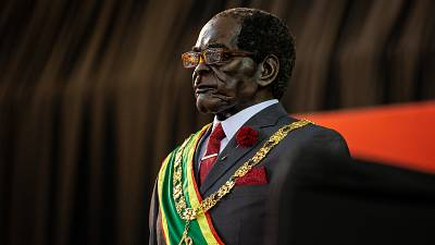 Zimbabwe to compensate victims of Mugabe-era massacre