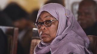 Tanzanie : la présidente critiquée  pour ses commentaires déplacés