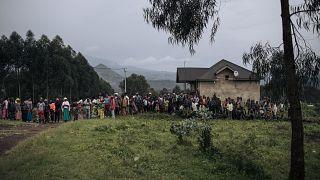 RDC : crise humanitaire dans le Nord-Kivu