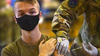 ABD ordusunda Pfizer-BioNTech aşını yaptırmak eylül ortalarında resmi olarak zorunlu hale gelecek.