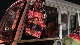 Zambie :  le président élu Hakainde Hichilema sera investi ce mardi