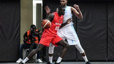 Afrobasket 2021 : début de la 30e édition à Kigali