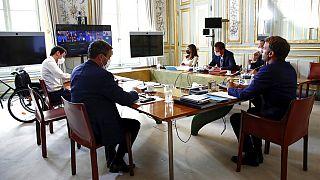 G7-Krisengipfel zu Afghanistan
