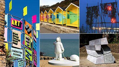 Art in Folkestone