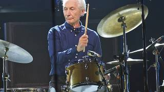 Morreu Charlie Watts o baterista dos Rolling Stones