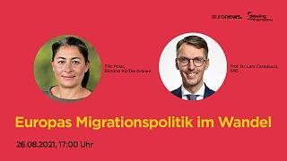 Diskussion mit Filiz Polat (Die Grünen) und Lars Castellucci (SPD)