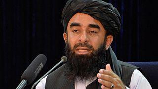 Taliban Sözcüsü Zabibullah Mücahid