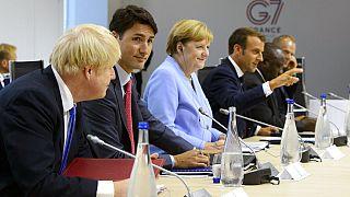 Aliados europeus e britânicos criticam decisão de Biden