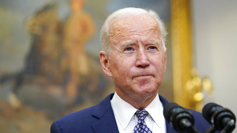 Afghanistan: Biden sticks to Kabul withdrawal deadline rejecting Europe's appeals thumbnail