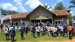 Sama Lukonde en visite à Béni