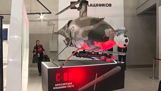 Russian Army 2012 arms exhibition