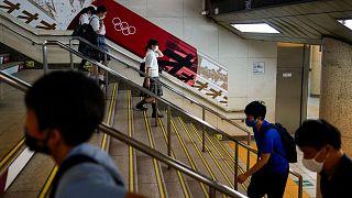 متروی توکیو(عکس آرشیوی است)