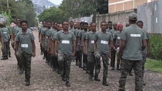 Ethiopian recruits join fight against Tigray rebels