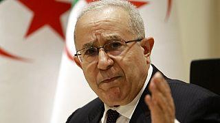 Ministro dos Negócios Estrangeiros da Argélia