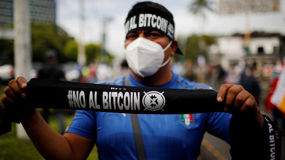 Protes hukum Bitcoin pecah di El Salvador ketika tetangga Amerika Tengah menunggu untuk melihat keberhasilannya