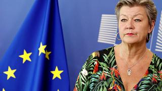 Johansson cree que la UE debe ayudar a los afganos antes que lleguen a sus fronteras exteriores